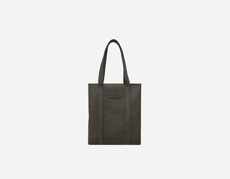 080c0f0cea9 SoFo Tote / Taupe / Waxed Canvas